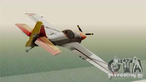 Zlin Z-50 LS v5 для GTA San Andreas вид справа