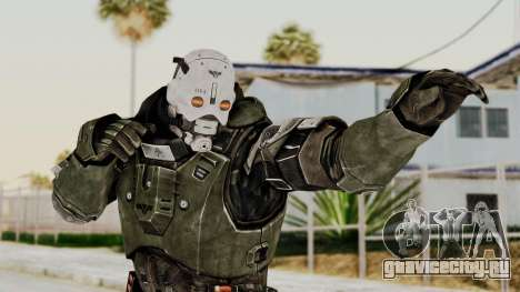 F.E.A.R. 2 - Replica Heavy Soldier для GTA San Andreas