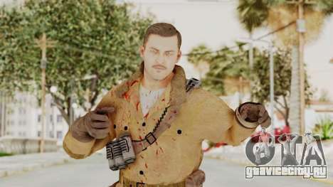 Black Ops 3 - Tank Dempsey для GTA San Andreas