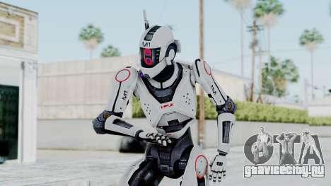 Mass Effect 2 Loki для GTA San Andreas