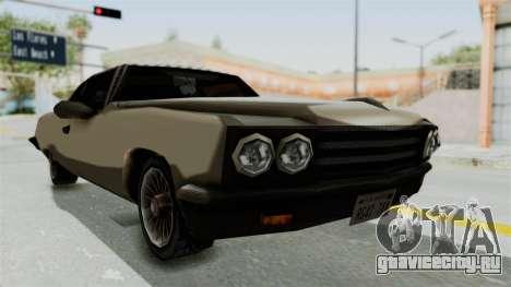 Lobo Custom для GTA San Andreas вид справа