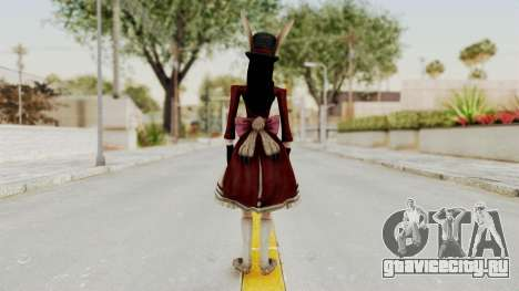 Alice LBL Madness Returns для GTA San Andreas третий скриншот