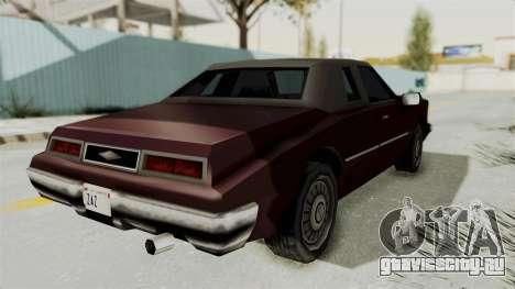 GTA Vice City - Idaho для GTA San Andreas вид справа