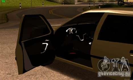 Opel Vectra A для GTA San Andreas вид сзади слева