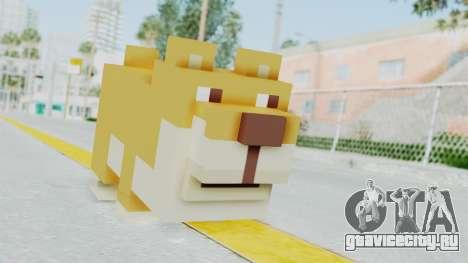 Crossy Road - Doge для GTA San Andreas