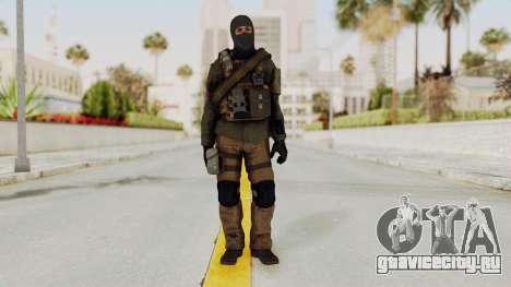 CoD AW KVA LMG для GTA San Andreas второй скриншот