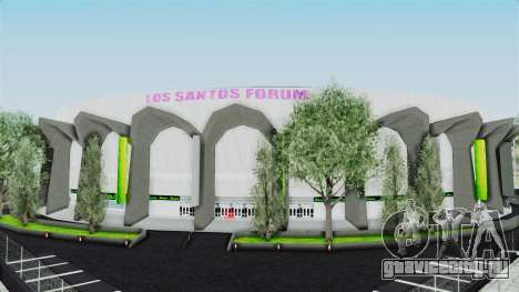 Stadium LS v2 HD для GTA San Andreas