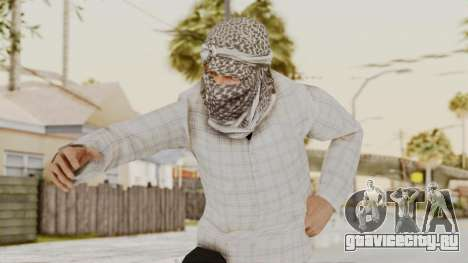Middle East Insurgent v3 для GTA San Andreas