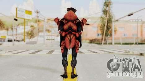 Mass Effect 3 Javik для GTA San Andreas третий скриншот