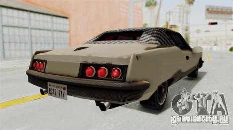 Lobo Custom для GTA San Andreas вид сзади слева