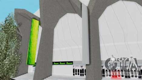 Stadium LS v2 HD для GTA San Andreas второй скриншот