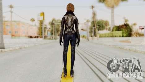 Ana from Metro Conflict для GTA San Andreas третий скриншот