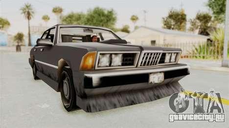 Beta VC Sentinel XS для GTA San Andreas