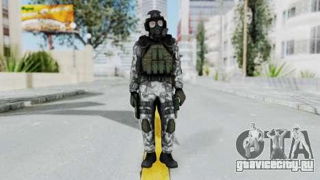 Black Mesa - HECU Marine Medic v2 для GTA San Andreas второй скриншот