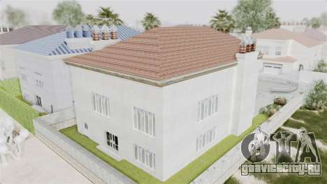 CJ Realistic House and Objects для GTA San Andreas