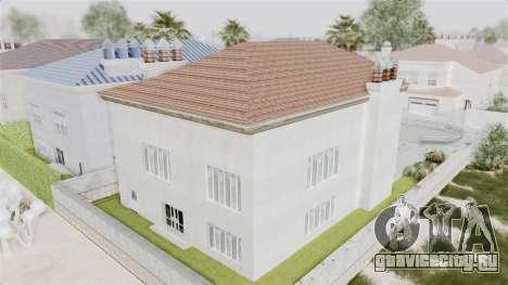 CJ Realistic House and Objects для GTA San Andreas третий скриншот