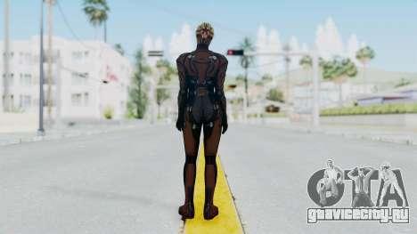 Mass Effect 1 Asari Clone Commando для GTA San Andreas третий скриншот