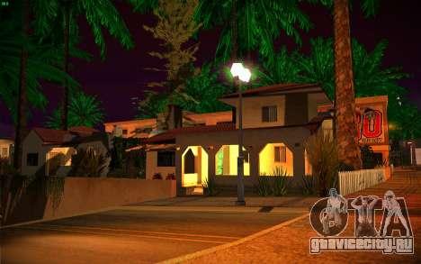ENB Series by TURBO MIX для GTA San Andreas