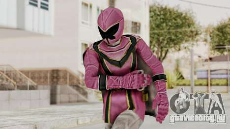 Power Rangers Mystic Force - Pink для GTA San Andreas