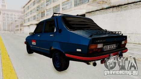 Dacia 1310 MLS Modell 1985 для GTA San Andreas вид слева