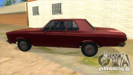 1965 Plymouth Belvedere 2-door Sedan для GTA San Andreas вид слева