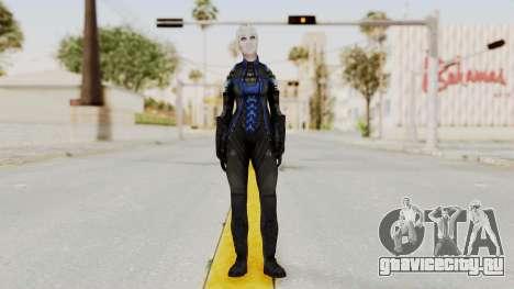 Mass Effect 3 Liara DLC Alt Costume для GTA San Andreas второй скриншот