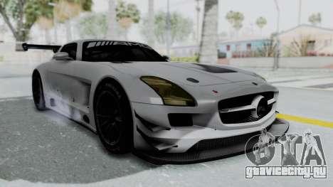 Mercedes-Benz SLS AMG GT3 PJ7 для GTA San Andreas