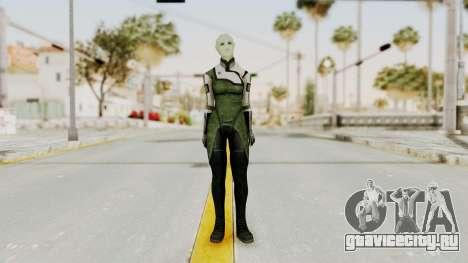 Mass Effect 2 Shiala для GTA San Andreas второй скриншот