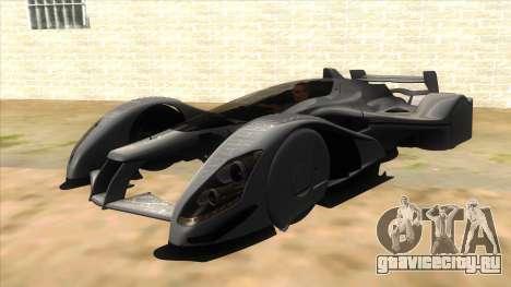 RedBull X2010 для GTA San Andreas