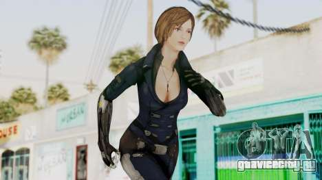 Ana from Metro Conflict для GTA San Andreas
