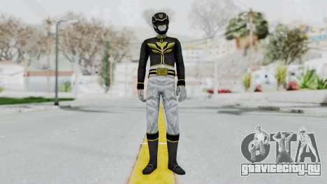 Power Rangers Megaforce - Black для GTA San Andreas второй скриншот