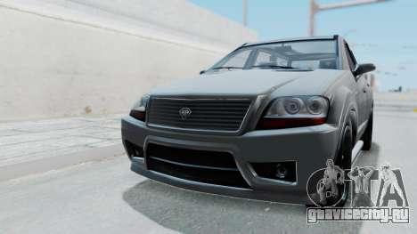 GTA 5 Benefactor Serrano IVF для GTA San Andreas