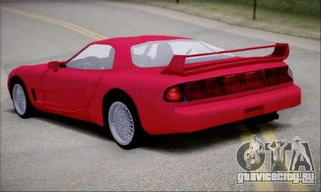ZR - 350 для GTA San Andreas