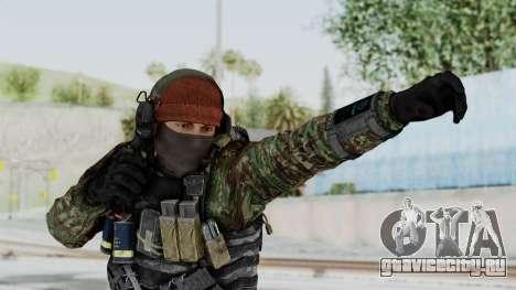 CoD AW KVA Assault для GTA San Andreas