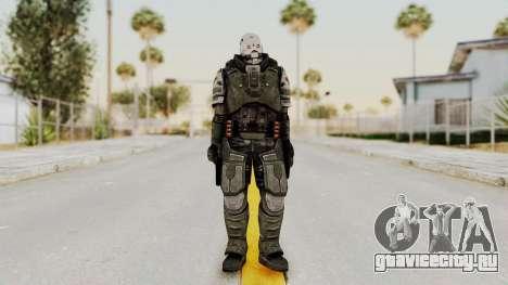 F.E.A.R. 2 - Replica Heavy Soldier для GTA San Andreas второй скриншот