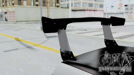 Nissan Skyline R32 Drift (H.A.R) для GTA San Andreas вид сзади