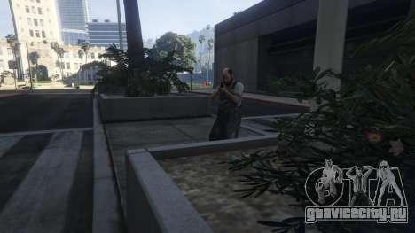 More crime mod 1.1a для GTA 5 четвертый скриншот