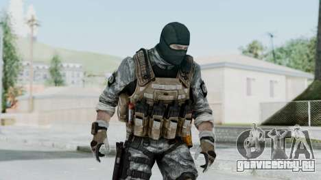 Battery Online Soldier 5 v3 для GTA San Andreas