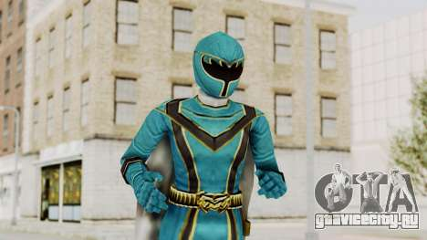 Power Rangers Mystic Force - Blue для GTA San Andreas