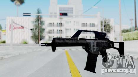 G36E Valkyrie Paintjob для GTA San Andreas второй скриншот