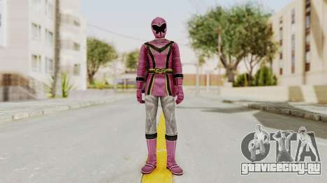 Power Rangers Mystic Force - Pink для GTA San Andreas второй скриншот