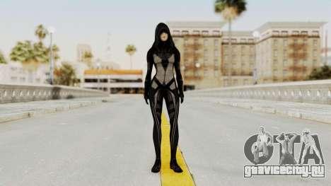 Mass Effect 2 Kasumi Black для GTA San Andreas второй скриншот