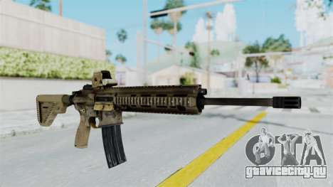 HK416A5 Assault Rifle для GTA San Andreas