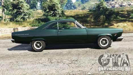 Ford Fairlane 500 1966 для GTA 5