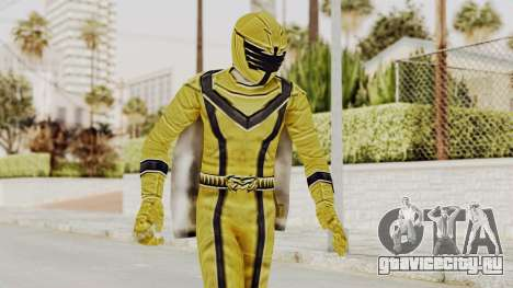 Power Rangers Mystic Force - Yellow для GTA San Andreas