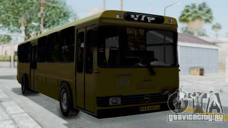 Mercedes-Benz Old Iranian Bus для GTA San Andreas
