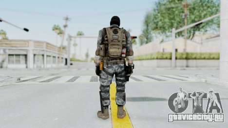Battery Online Soldier 5 v3 для GTA San Andreas третий скриншот