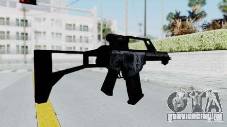 G36E Valkyrie Paintjob для GTA San Andreas третий скриншот
