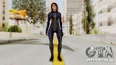Mass Effect 3 Ashley Williams Ashes DLC Armor для GTA San Andreas второй скриншот