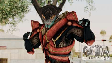 Mass Effect 3 Javik для GTA San Andreas